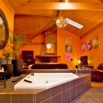 Gallery Suite Luxury 2 person spa bath